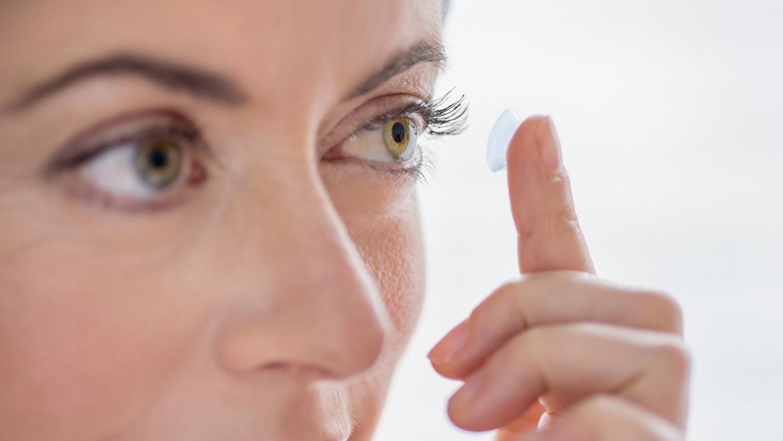 Contact Lens Services & Materials